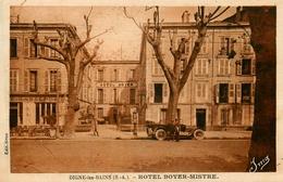 Digne Les Bains * Hôtel Boyer Mistre - Digne