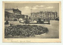 RIMINI - KURSAAL - GRAND HOTEL - NV FG - Rimini