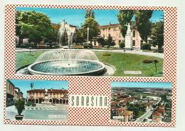 SORESINA - VEDUTE    VIAGGIATA FG - Cremona