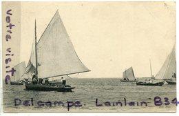 - 262 - ARCACHON - Voiliers De Courses, Ancienne, Peu Courante, écrite, 1911, TBE, Scans. - Arcachon