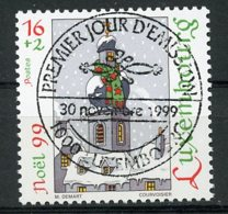 Luxembourg, Luxemburg, 1999, Christmas, Cancelled, Michel 1484 - Luxemburg