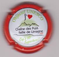 Capsule Champagne CHEURLIN_DANGIN ( 22a ; Cuvée CAP'S 63 , Contour Rouge ) 8€ {41-18} - Champagne