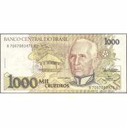 TWN - BRAZIL 231b - 1000 1.000 Cruzeiros 1991 Various Series - Signatures: Moreira & Gros UNC - Brasile