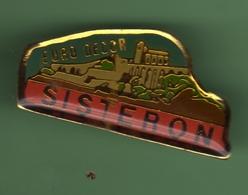 SISTERON *** LA CITADELLE N°2 *** 0076 - Steden