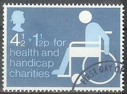1975 Health Welfare Semi-postal Used - Used Stamps