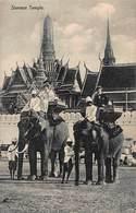 CPA SIAMESE TEMPLE - Thailand