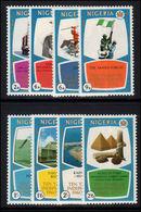 Nigeria 1970 10th Anniversary Of Independence Unmounted Mint - Nigeria (1961-...)