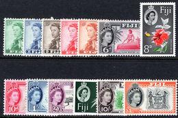 Fiji 1959-63 Set Unmounted Mint. - Fiji (...-1970)