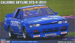 Calsonic Skyline GTS-R (R31) ( 1/24 Hasegawa ) - Cars