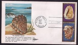 Palau - 1984 - Seashells - The Horned Helmet - Palau