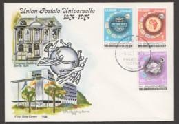 1974  UPU Centenary  Complete Set On Unaddressed FDC - Soudan (1954-...)