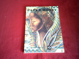 PAPER MONEY   VICTOR GADOURY  ANNUAL 1986 - Livres & Logiciels