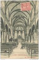 38 VINAY. L'Eglise 1907 (carte Légèrement Déliassée)... - Vinay
