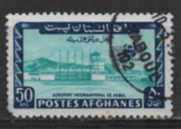 Afghanistan 1964 MiNr.:912 Kabul Airport Gestempelt; Scott: C59, Sg: 513 Used - Afghanistan