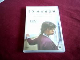 3 X MANON  FIPA D'OR 2014  SERIE INTEGRALE 3 EPISODES DE 52 Mn  AVEC MARINA FOIS ++++ - Drame