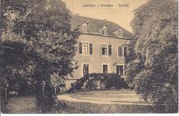 Landau B. Waldeck - Schloß  - AK 7345 - Waldeck
