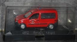 "RENAULT KANGOO ""Direction Départmentale Incendie Secours"" - Solido"