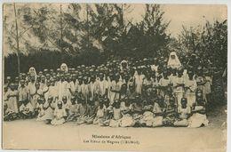 00130 - BURUNDI - Les Elèves De Mugana URUNDI - Burundi