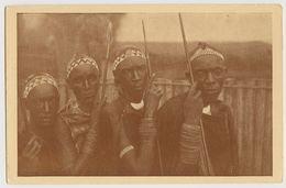 00131 - Mission Des Pères Blancs - OUROUNDI - Quatre Vieux Pasteurs Batutsi - Burundi
