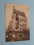 DE POST Gedenkenis Van Den OORLOG ( Marcovici / N 57 ) Anno 19?? ( Zie/voir Foto / BIJGESNEDEN PK ) ! - Militari