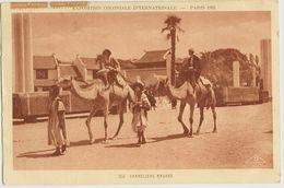 00136 - EXPOSITION COLONIALE INTERNATIONALE PARIS 1931 - Chameliers Maures - Mostre
