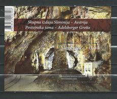 SLOVENIA 2013 Postojna Cave - Underground Post Office S/S  MNH - Slovénie