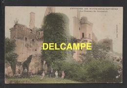 DD / 21 CÔTE D'OR / ASNIÈRES-EN-MONTAGNE / LE CHÂTEAU DE ROCHEFORT / ANIMÉE - France