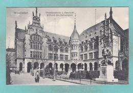 Old Post Card Of Wiesbaden, Hesse, Germany,S63. - Wiesbaden
