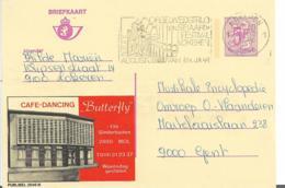 B399 /  BELGIEN - Sonderstempel Mit Orgelpfeiffen 1977 - Ganzsachen