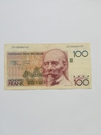 BELGIO 100 FRANCS - [ 2] 1831-... : Regno Del Belgio