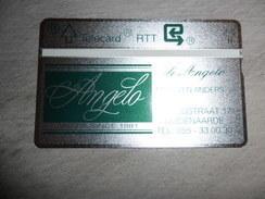 Telefoonkaart ( 31 ) Privé Télécarte  P65   SPIERS 4  Angelo ( 101 H ) 1000 Ex. - Nieuw - Ongebruikt - Neuf - Mint - Belgique