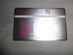 Telefoonkaart ( 32 ) Privé Télécarte  P65    Galerij SPIERS 5 ( 101 H ) 1000 Ex. - Nieuw - Ongebruikt - Neuf - Mint - Belgique