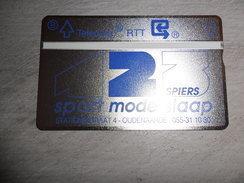 Telefoonkaart ( 29 ) Privé Télécarte  P65   SPIERS 2 ( 101 H ) 1000 Ex. - Nieuw - Ongebruikt - Neuf - Mint - Belgique