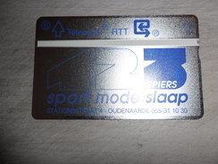 Telefoonkaart ( 30 ) Privé Télécarte  P65   SPIERS 3 ( 101 H ) 1000 Ex. - Nieuw - Ongebruikt - Neuf - Mint - Belgique