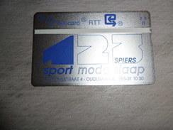Telefoonkaart ( 28 ) Privé Télécarte  P65   SPIERS 1 ( 101 H ) 1000 Ex. - Nieuw - Ongebruikt - Neuf - Mint - België
