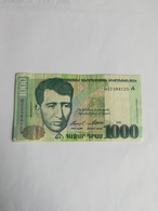 ARMENIA 1000 DRAM 2001 - Arménie