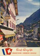 Saint-Gingolph - Frontiere Franco-Suisse [AA9-0456 - Unused - Switzerland