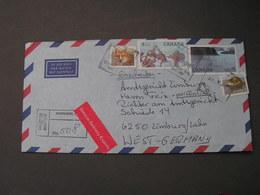Canada Express 1989 - 1952-.... Elizabeth II