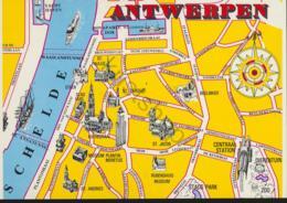 Antwerpen - TOPO [AA9-779 - Unused - Belgique
