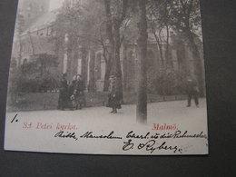 Schweden , Nach Berlin 1901 - Schweden
