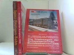 Die Triebwagen Der Schweizerischen Bundesbahnen, Spiez-Frutigen-Bahn, Die Schmalspurige Brünigbahn (SBB) - Verkehr