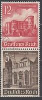 DR  S 268, Postfrisch **, WHW: Bauwerke 1940 - Se-Tenant
