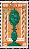 DAHOMEY - Scott #C204 Chess Olympiad, Nice / Used Stamp - Benin - Dahomey (1960-...)