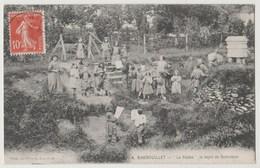 CPA 78 RAMBOUILLET La Ruche - La Leçon De Botanique - Rambouillet