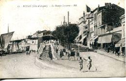 N°65391 -cpa Royan -la Rampe Lessorre- - Royan