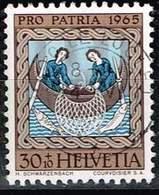 Schweiz 1965, Michel# 817 O - Pro Patria