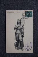 DONMARTIN LE FRANC - Le 28 Mai 1911 : Souvenir De La Fête De JEANNE D'ARC ( Voir Cachet En Bas De La Cpa) - Francia