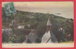CPA- 14- HENNEQUEVILLE - Vue Générale - Ann.20 ** 2 SCANS - Other Municipalities