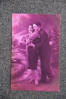 Couple : Femme Avec Fourrure - Couples