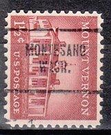 USA Precancel Vorausentwertung Preo, Locals Washington, Montesano 704 - Vereinigte Staaten